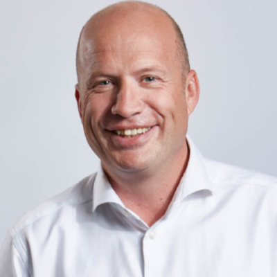 Simon Pickering, MD of dbfb